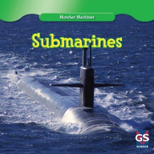 9781433971808: Submarines (Monster Machines)