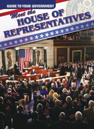 9781433972539: Meet the House of Representatives (A Guide to Your Government)
