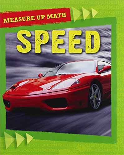 9781433974465: Speed (Measure Up Math)