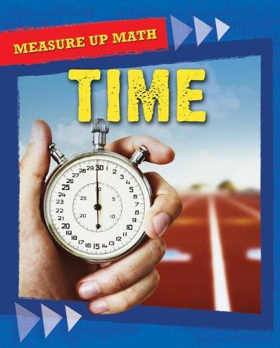 9781433974540: Time (Measure Up Math (Gareth Stevens))