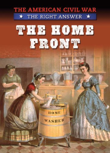 9781433975431: The Home Front (American Civil War: The Right Answer)
