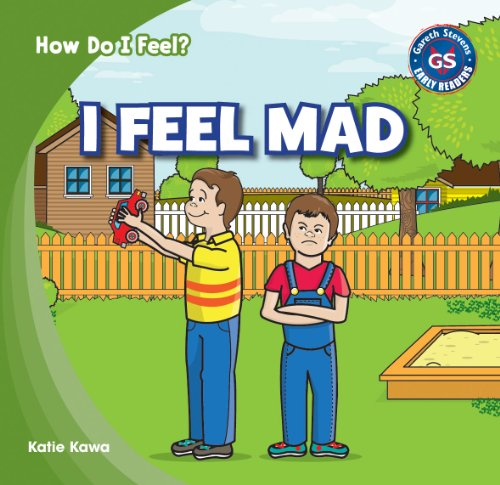 9781433981159: I Feel Mad (How Do I Feel?)