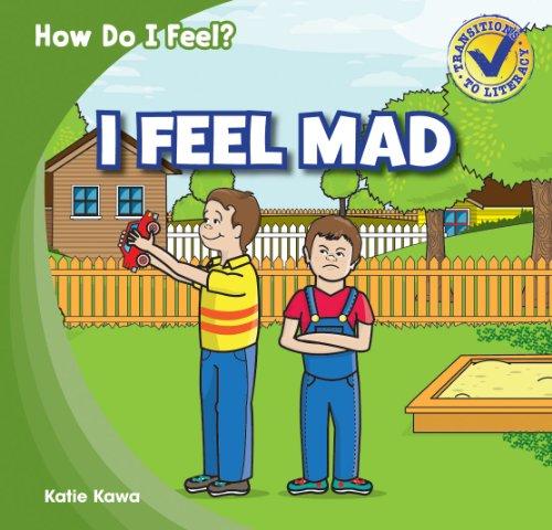 I Feel Mad (How Do I Feel?): Kawa, Katie