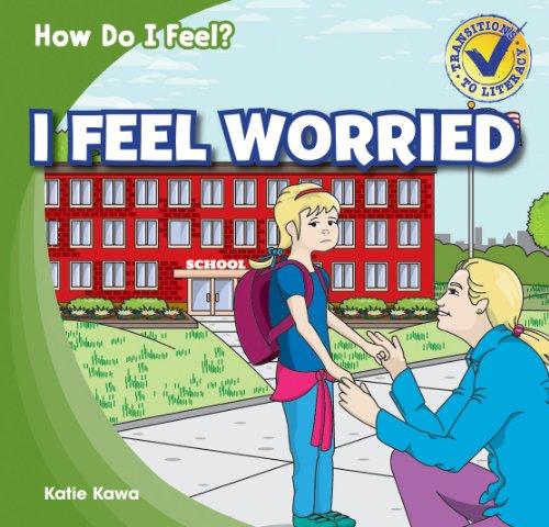 9781433981289: I Feel Worried (How Do I Feel?)