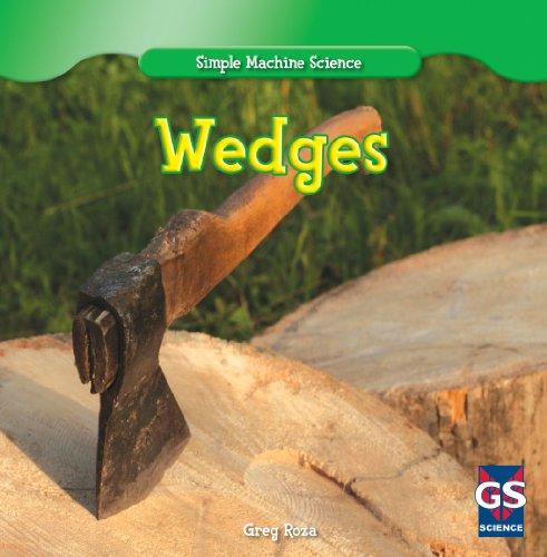 9781433981524: Wedges (Simple Machine Science)