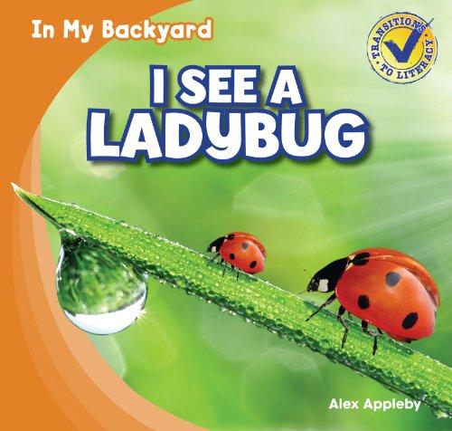 9781433985560: I See a Ladybug (In My Backyard)