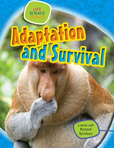 Adaptation and Survival (Life Science Stories (Gareth Stevens)): Louise A Spilsbury