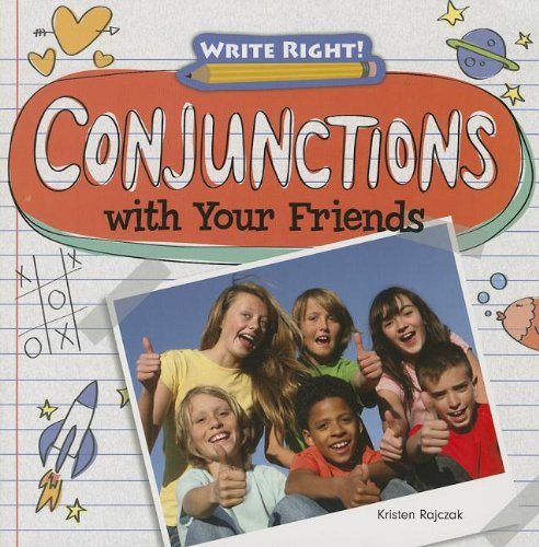 9781433990748: Conjunctions with Your Friends (Write Right!)