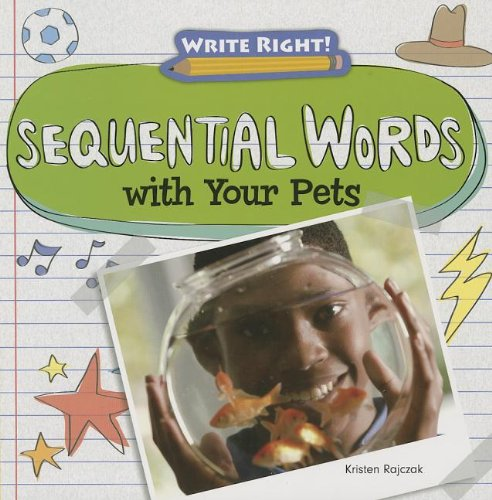 9781433990786: Sequential Words with Your Pets (Write Right!)