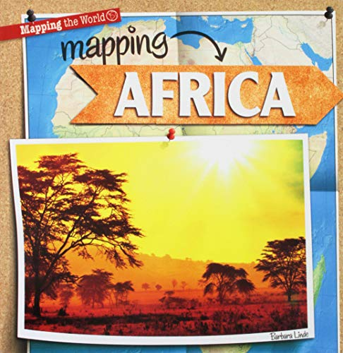9781433990908: Mapping Africa (Mapping the World)