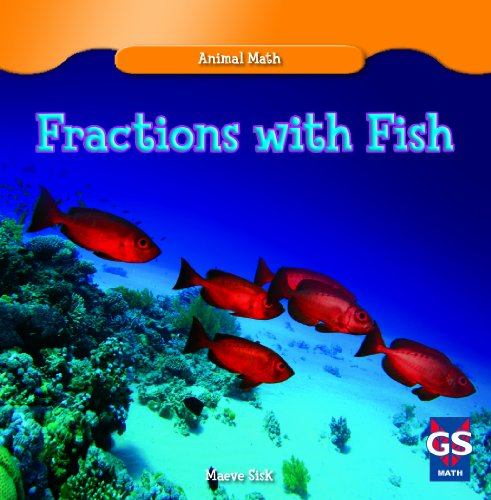 9781433993084: Fractions with Fish (Animal Math)