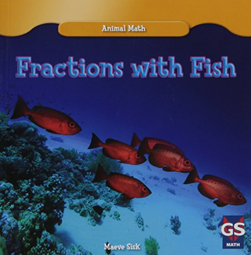 9781433993091: Fractions With Fish (Animal Math)