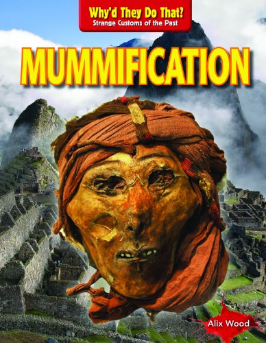 9781433995880: Mummification (Why'd They Do That? Strange Customs of the Past)