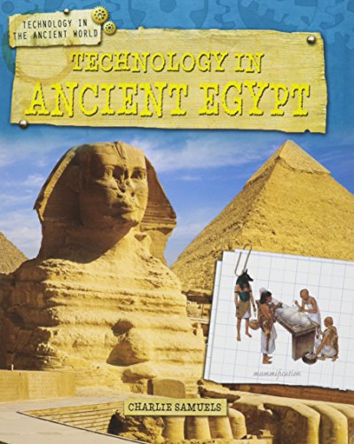 9781433996290: Technology in Ancient Egypt (Technology in the Ancient World)