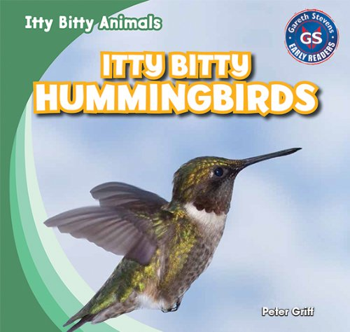 9781433998867: Itty Bitty Hummingbirds (Itty Bitty Animals)