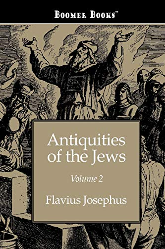 9781434100375: Antiquities of the Jews Volume 2