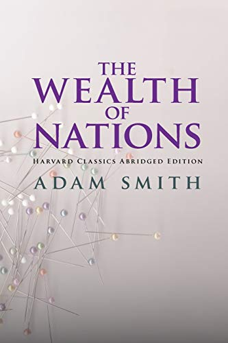 9781434101723: The Wealth of Nations abridged