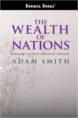 9781434101921: The Wealth of Nations abridged
