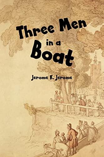 9781434102829: Three Men in a Boat