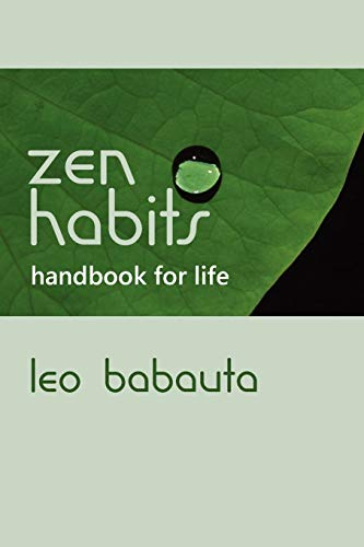 9781434103109: Zen Habits Handbook for Life