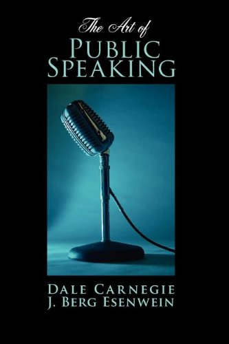 9781434103147: The Art of Public Speaking