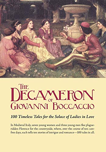9781434103574: The Decameron of Giovanni Boccaccio: 100 Timeless Tales for the Solace of Ladies in Love