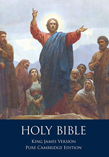 The Holy Bible: Authorized King James Version, Pure Cambridge Edition: Ingramcontent
