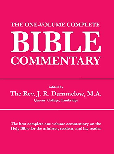The One-Volume Complete Bible Commentary: Waking Lion Press