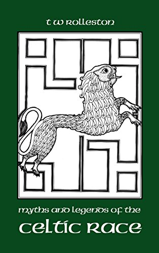 9781434117106: Myths and Legends of the Celtic Race