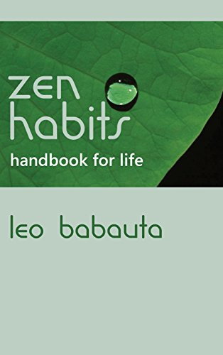 9781434121622: Zen Habits Handbook for Life
