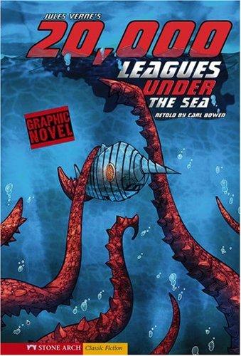 20,000 Leagues Under the Sea (Classic Fiction): Verne, Jules, Fuentes,