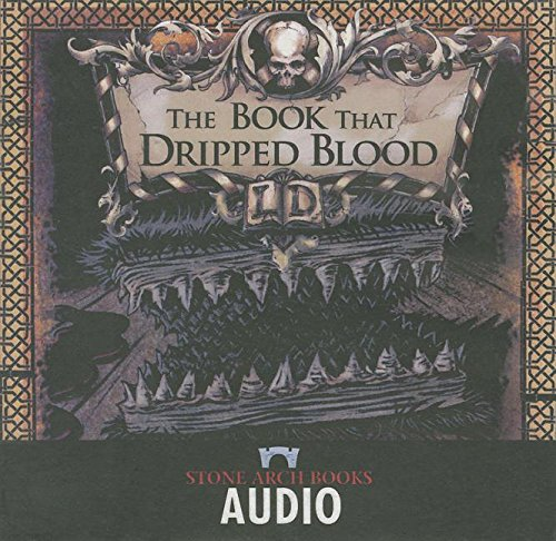 9781434206039: The Book That Dripped Blood (Library of Doom)