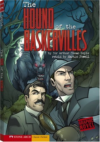 The Hound of the Baskervilles (Graphic Revolve: Arthur Conan, Sir