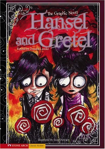 9781434207678: Hansel and Gretel: The Graphic Novel (Graphic Spin)