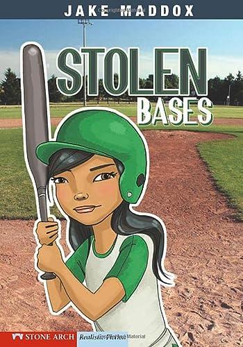 9781434207791: Stolen Bases (Jake Maddox Girl Sports Stories)