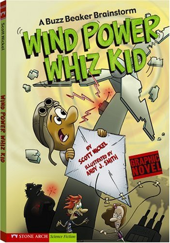 Library Book: Wind Power Whiz Kid (Rise and Shine): Learning, National Geographic