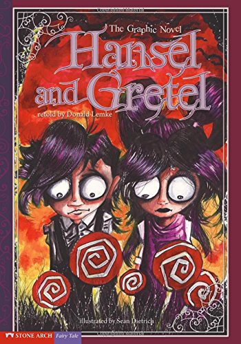 9781434208637: Hansel and Gretel: The Graphic Novel (Graphic Spin)