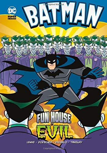 Fun House of Evil: Lemke Donald/ Doescher