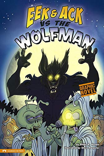 9781434211897: Eek and Ack vs the Wolfman