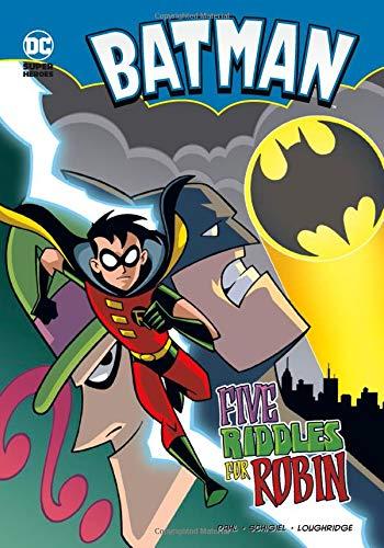 9781434213662: Five Riddles for Robin (Batman)