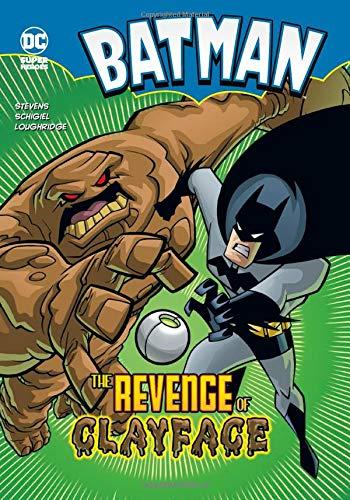 9781434213693: Batman: Revenge of Clayface (Superheroes) (DC Super Heroes: Batman)