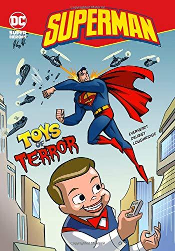 9781434213747: Toys of Terror (Superman)
