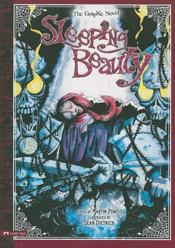 Sleeping Beauty: The Graphic Novel (Graphic Spin): Martin Powell