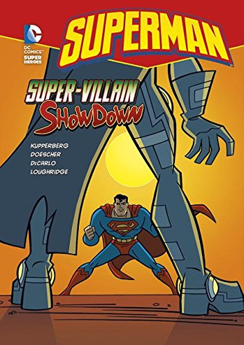 9781434215703: Super-Villain Showdown