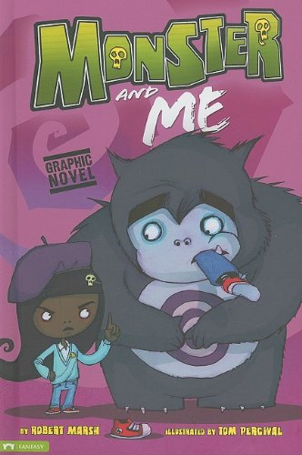 9781434215895: Monster and Me