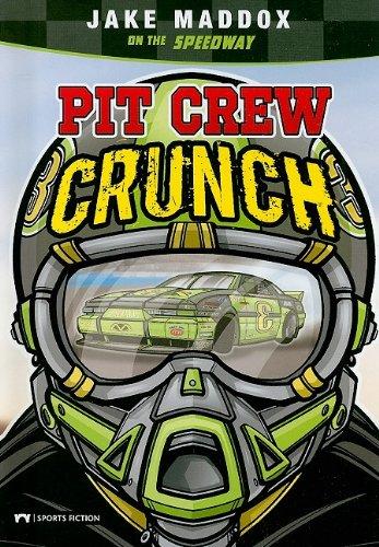 9781434216007: Pit Crew Crunch (Jake Maddox Sports Stories)