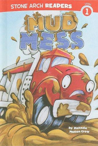 9781434216229: Mud Mess (Truck Buddies)