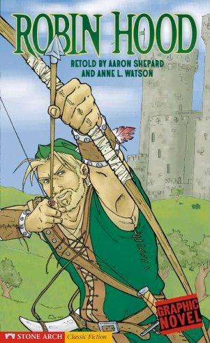 9781434216892: Robin Hood (Classic Fiction) (Spanish Edition)