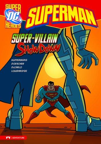 9781434217363: Super-Villain Showdown (Superman)
