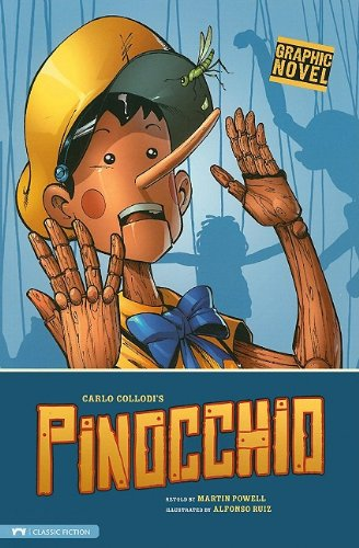 Pinocchio (Classic Fiction) (9781434217387) by Carlo Collodi; Jorge Gonzalez
